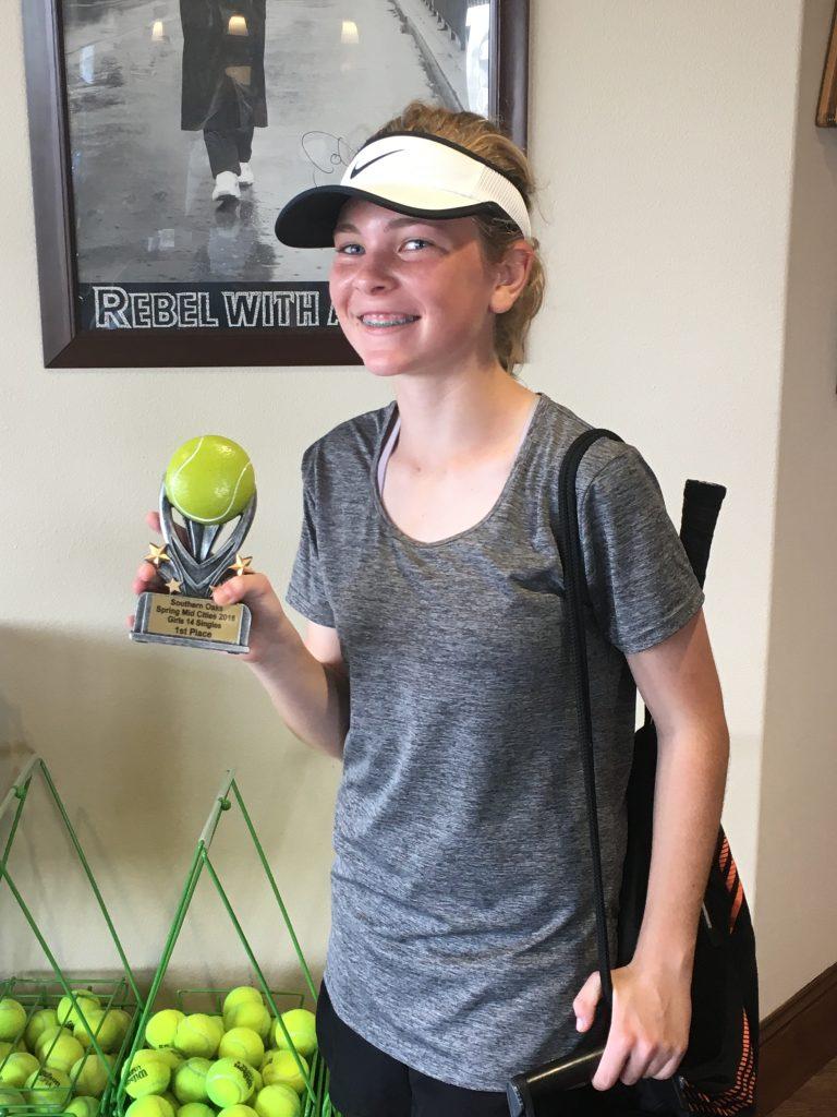 Isabelle Utter Winner!